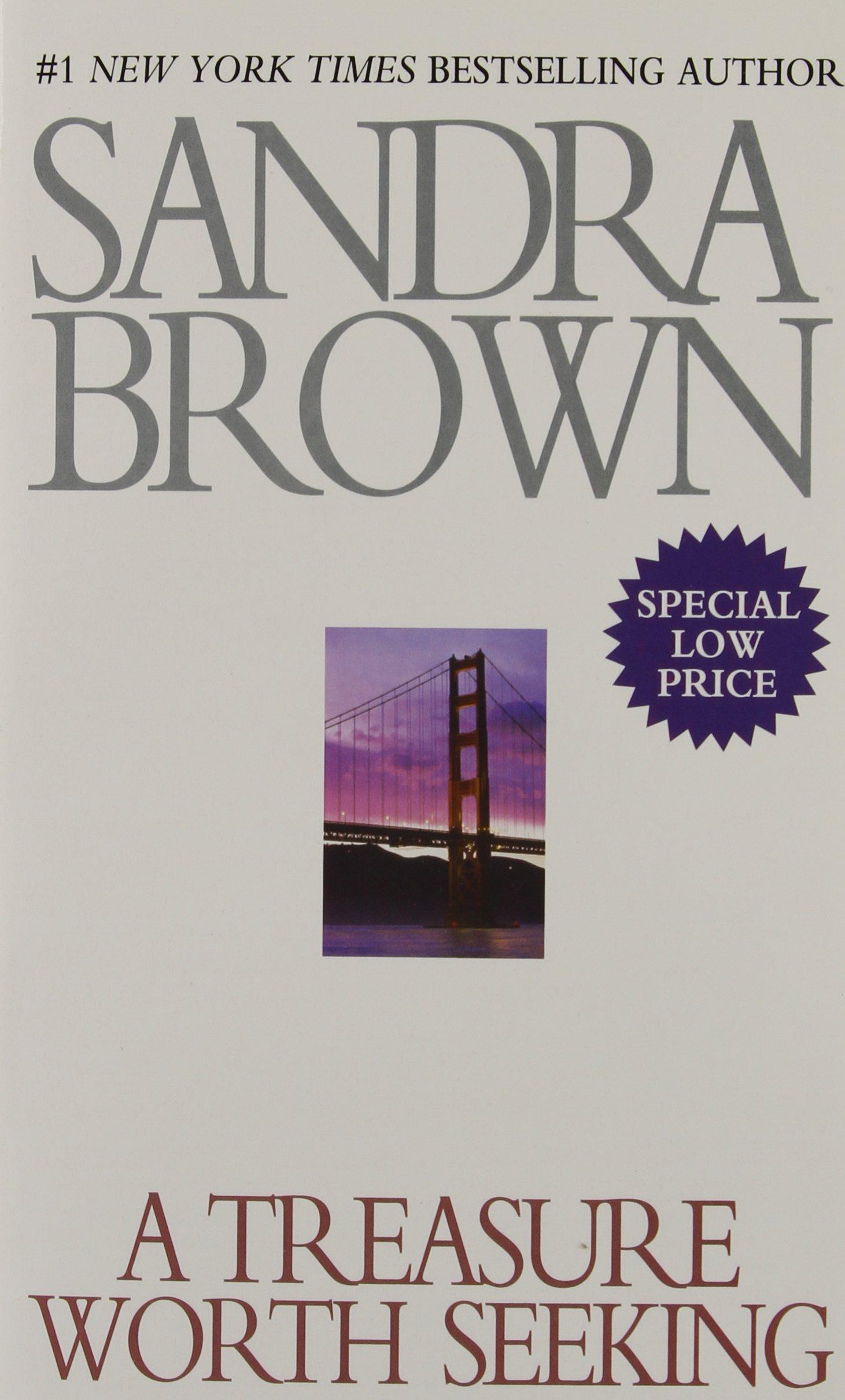 A treasure worth seeking sandra brown 9781455519552 amazon books fandeluxe Images