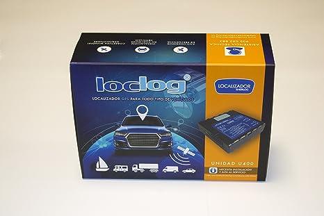 LOCALIZADOR GPS/GLONASS U400 SHERLOG: Amazon.es: Electrónica