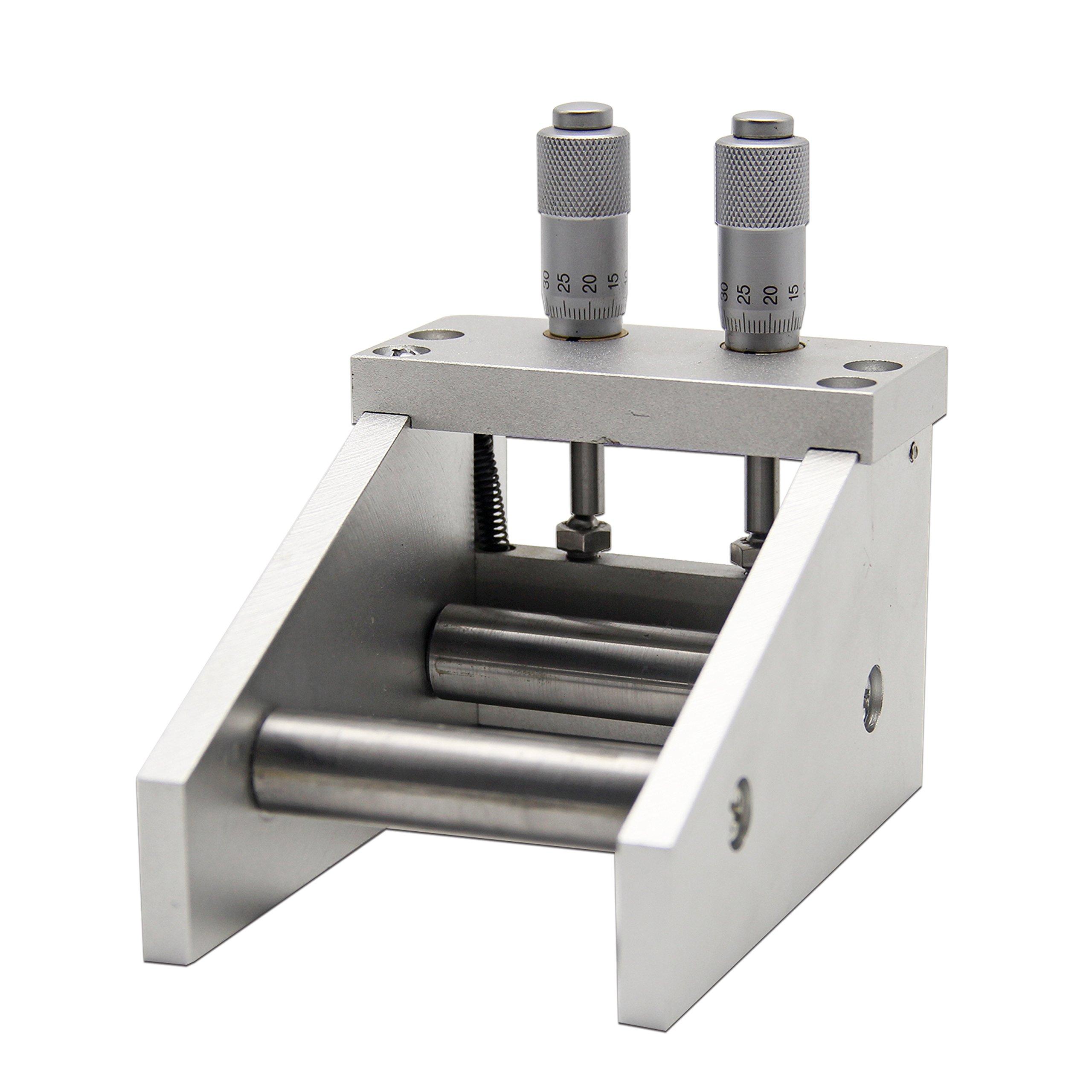 Hanchen Micrometer Film Adjustable Applicator Coater Application Range 0-3500um (55mm)