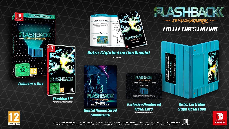 Flashback: 25 Anniversary: Amazon.es: Videojuegos
