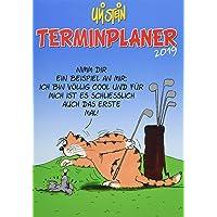 Uli Stein Terminplaner 2019