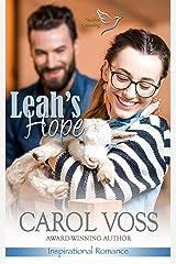 Leah's Hope: Inspirational Romance (Noah's Crossing Book 6) Kindle Edition