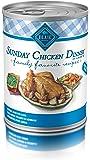 BLUE Family Favorite Recipes Wet Dog Food