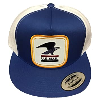 Shop4ums USPS hat Cap Vintage Mail Postal Service Cap Postman at ... 3d0a98ae021