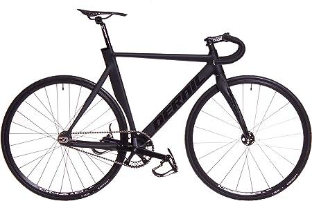 FK Cycling Bicicleta Derail Pista Negra ´19 (S): Amazon.es: Deportes y aire libre