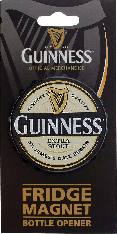 Guinness Official Merchandise Guinness? Fridge Magnet Bottle Opener