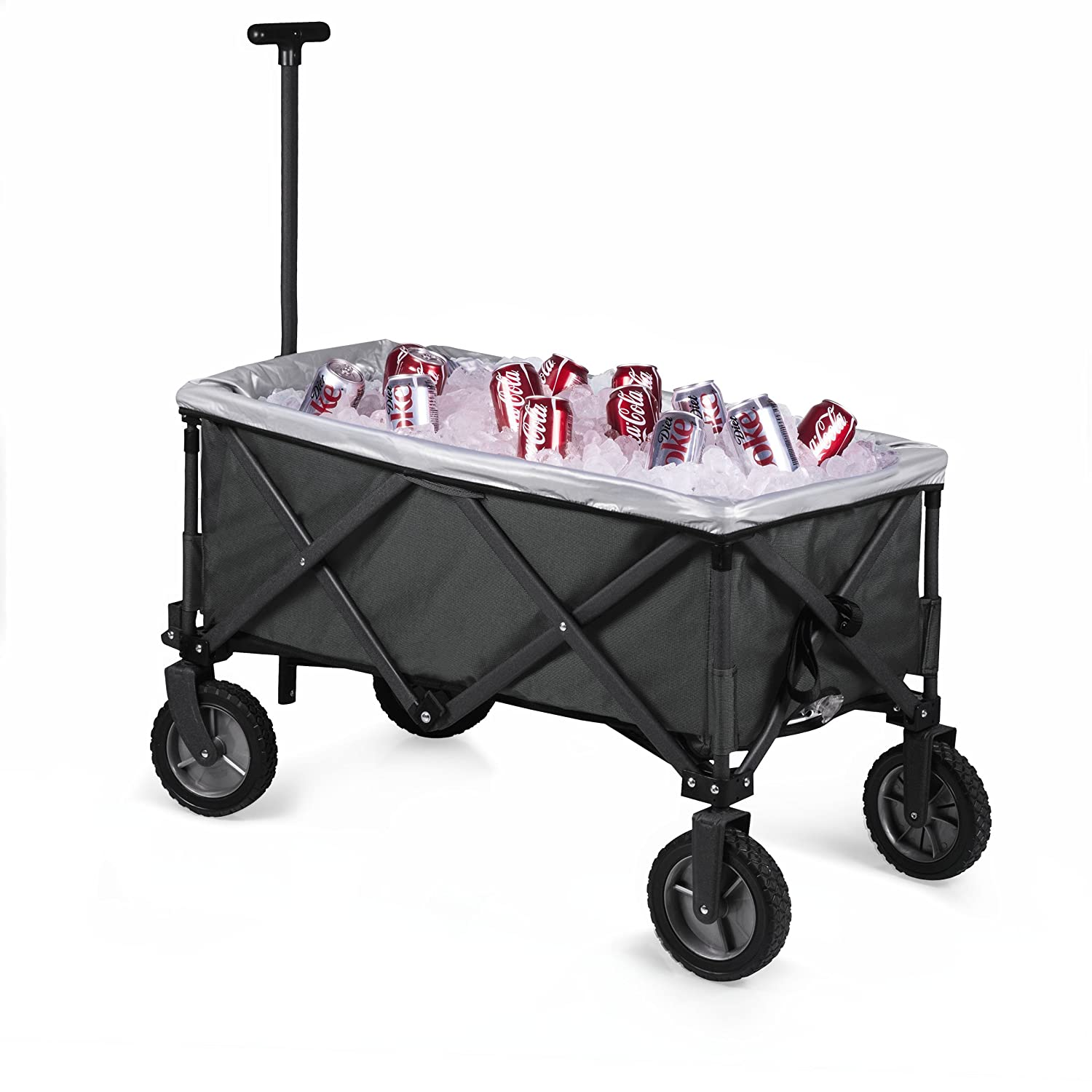 ONIVA – a Picnic Time brand Collapsible Adventure Wagon Elite