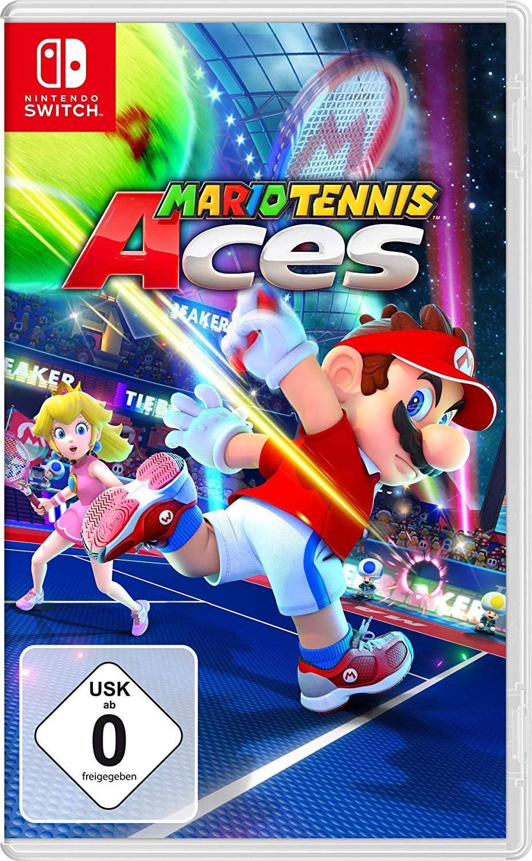 Nintendo Switch Mario Tennis Aces: Amazon.es: Electrónica