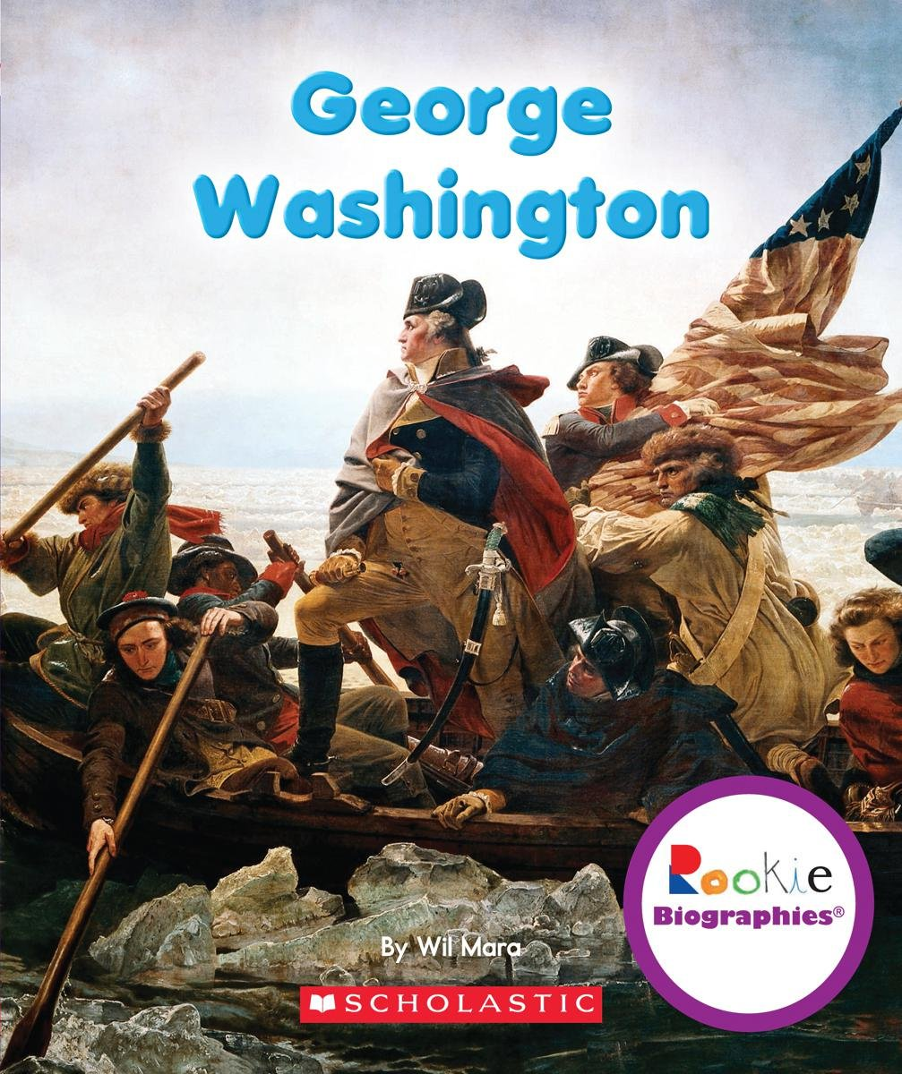 George Washington (Rookie Biographies)