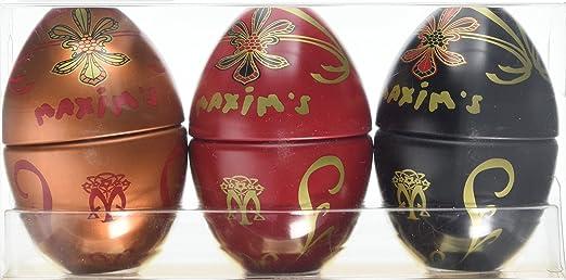 Maxims de paris mini egg gift pack tin 150 g amazon grocery maxims de paris mini egg gift pack tin 150 g negle Image collections