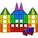 Best Choice Products 100Pc. Magnetic Tiles Building Set