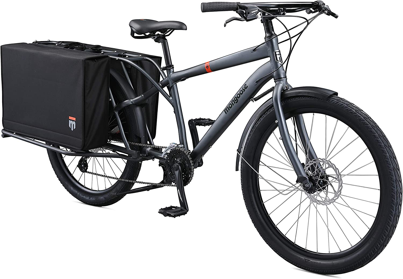 mongoose cheap cargo bicycle