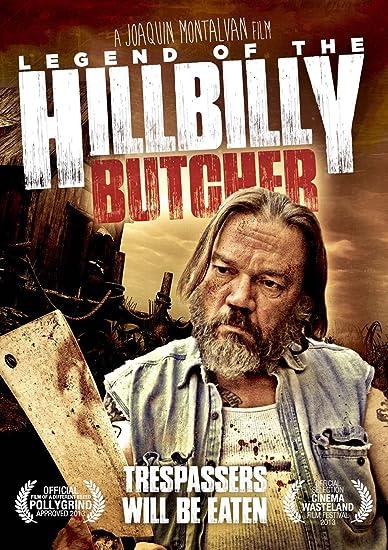 Legend Of The Hillbilly Butcher [Reino Unido] [DVD]: Amazon.es