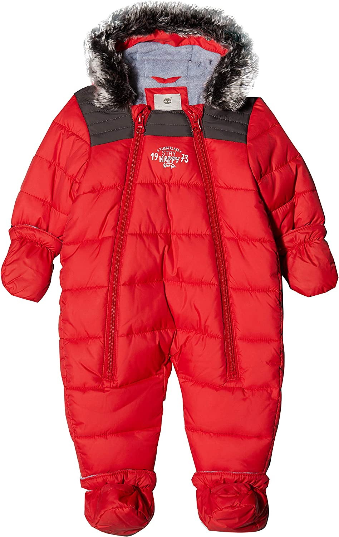 Timberland Baby Boys Combinaison Pilote Snowsuit