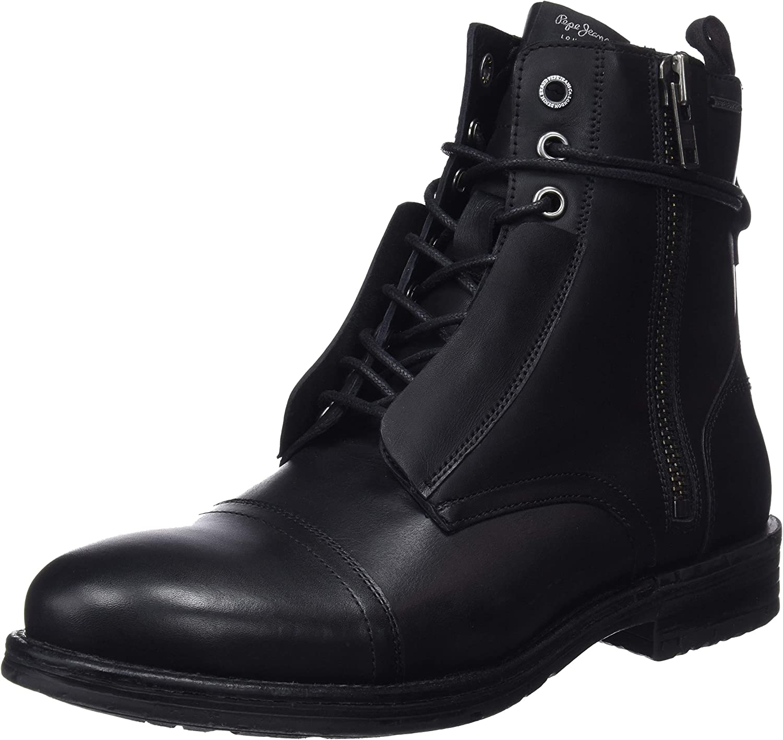 TALLA 45 EU. Pepe Jeans Tom-Cut Boot, Botas Clasicas para Hombre