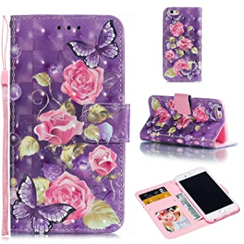 coque iphone 6 fille portefeuille