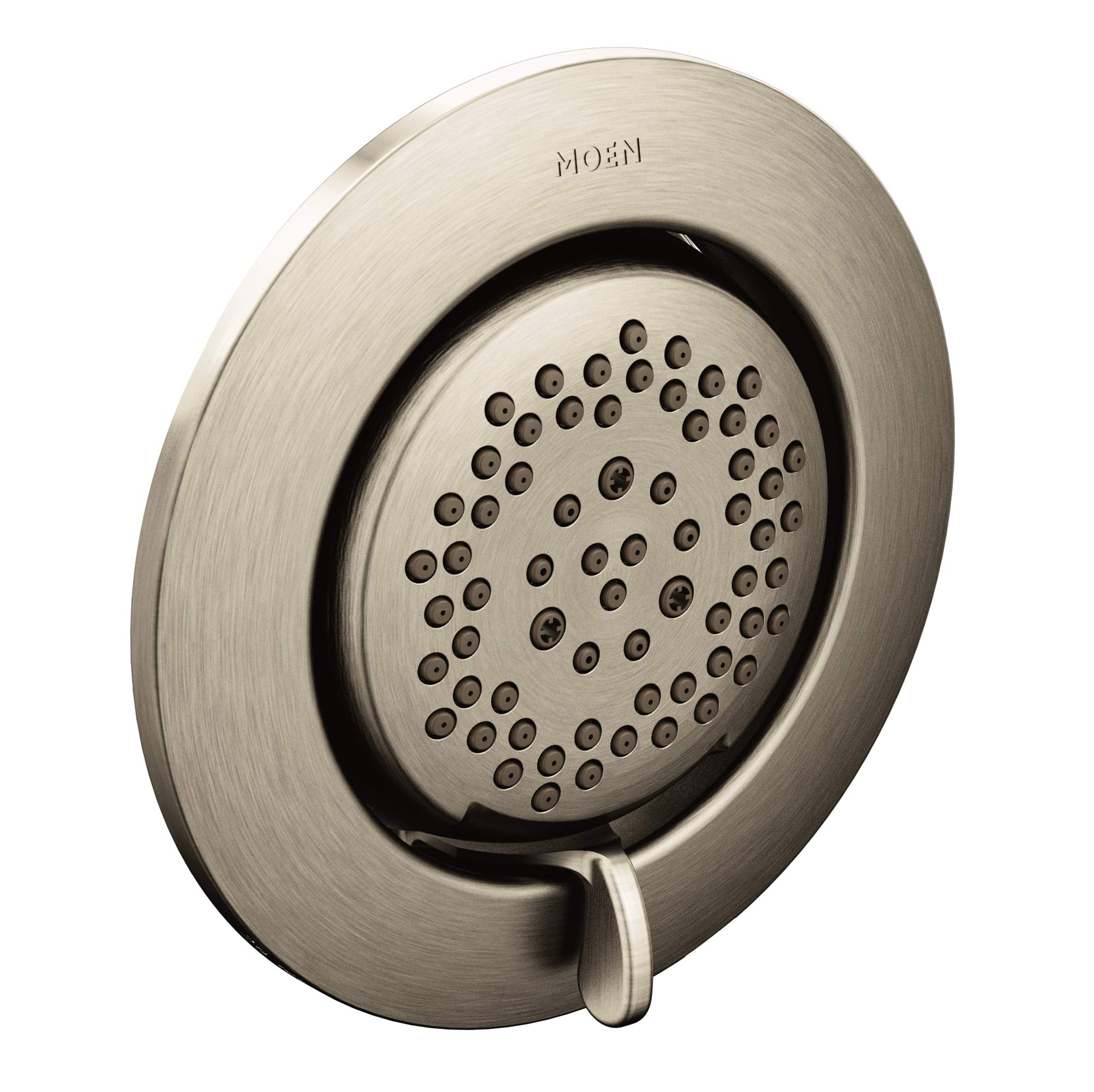 Moen TS1422BN Mosaic Two-Function 3-1/4 Inch Diameter Head Body Spray, Brushed Nickel