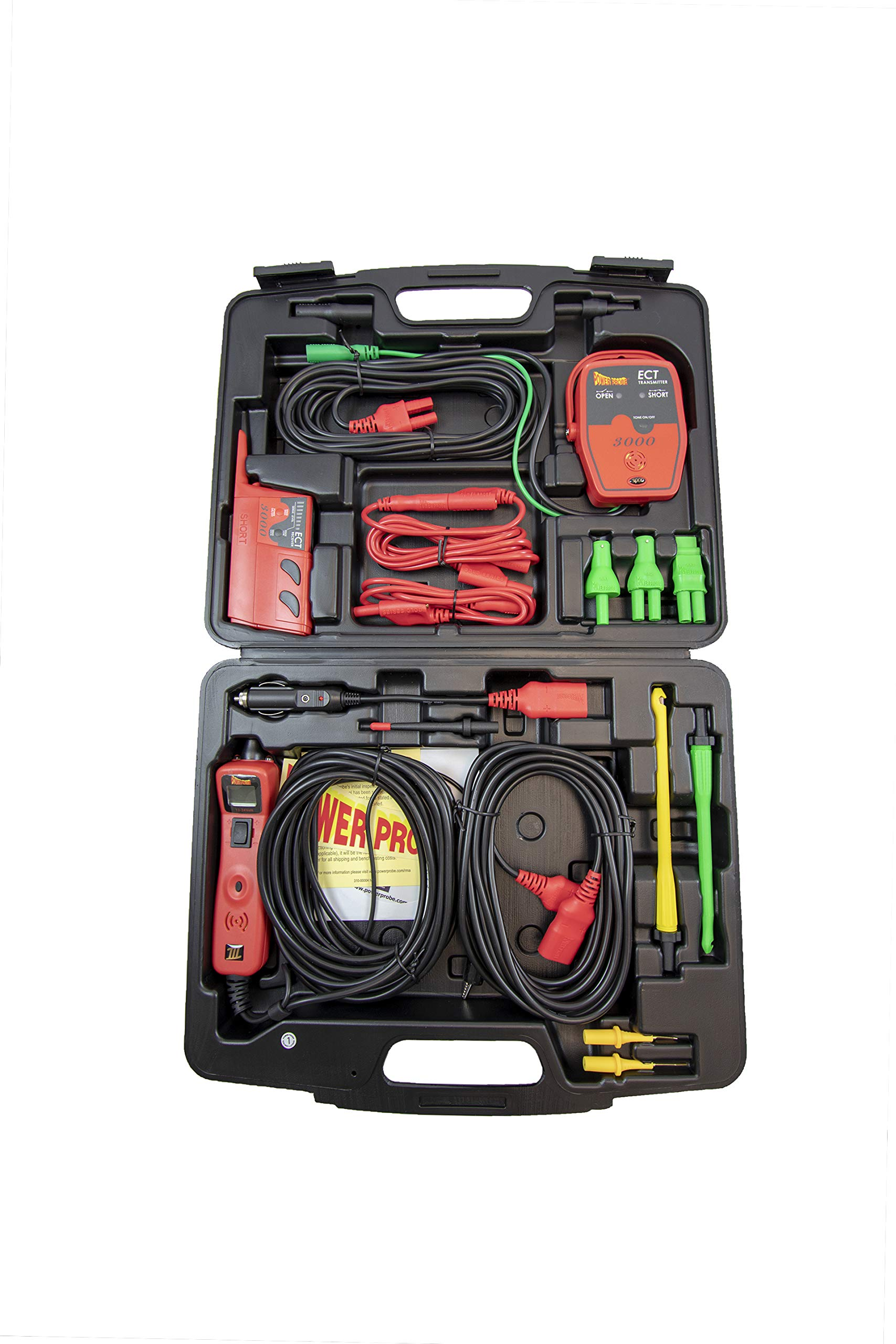 Diesel Laptops Power Probe 3 (III) Master Combo Kit with 12-Months of Truck Fault Codes by Diesel Laptops (Image #6)