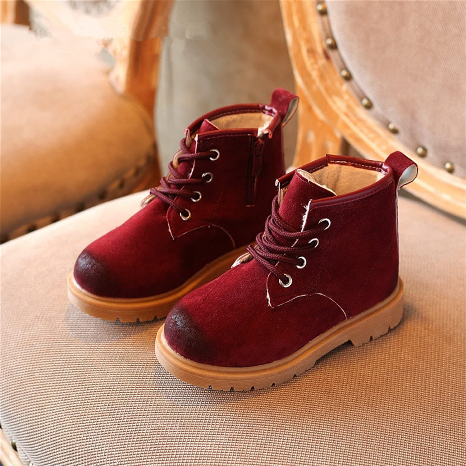 Kids Winter Plush Snow Boots Girls Boys Boots Children Ankle Boots Shoes
