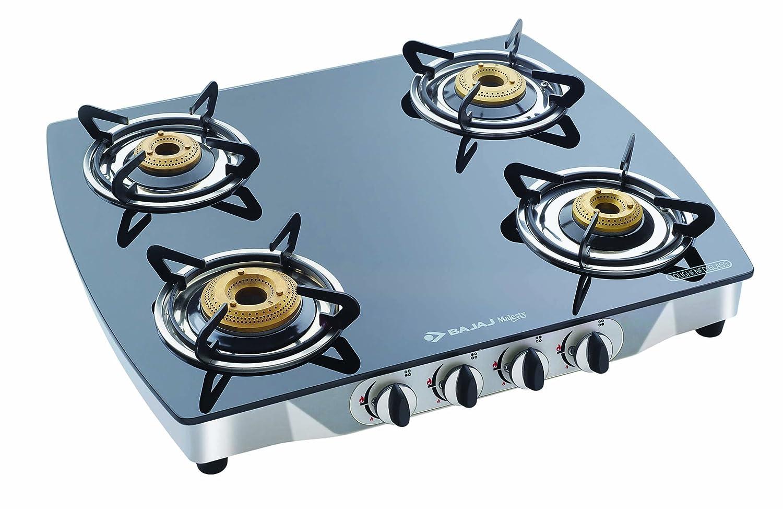 buy bajaj cgx10 stainless steel cooktop online at low prices in india amazonin