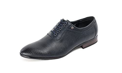 dc6b94ad05dd37 Chaussures Homme Mode Cuir Italien Look Style Oxford taille EU 23 7 8 9 10  11