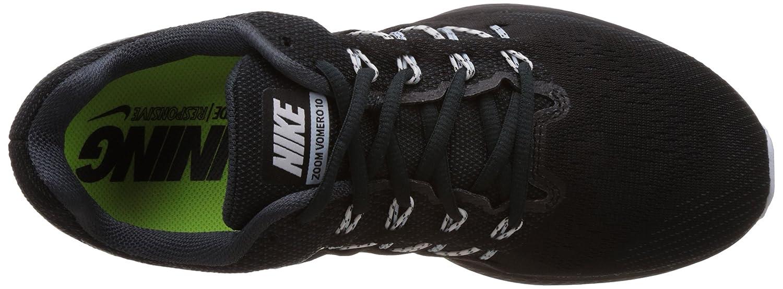 the best attitude c2e7f ee8ee Nike Air Zoom Vomero 10 - Zapatillas para hombre, Classic  Charcl White-Black, 45  Amazon.es  Zapatos y complementos