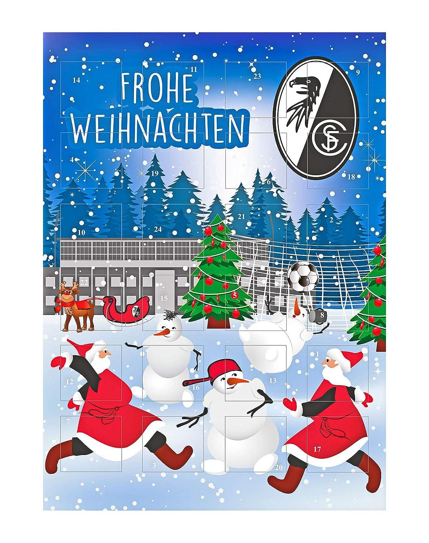 Unbekannt SC Freiburg Adventskalender 2018 Multi)
