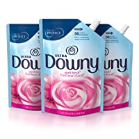 Deals on 3-Pk Downy Ultra April Fresh Liquid Fabric Conditioner Pouch