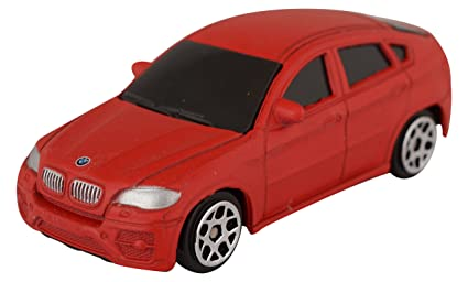 Buy Rmz Bmw X6 Matte Red 3 Inch Online At Low Prices In India