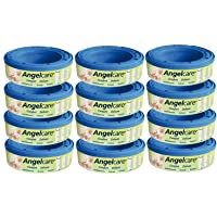 Angelcare Nappy Bin Refill Pack of 12