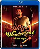 WILLY'S WONDERLAND (À train d'enfer) [Blu-ray] (Bilingual)