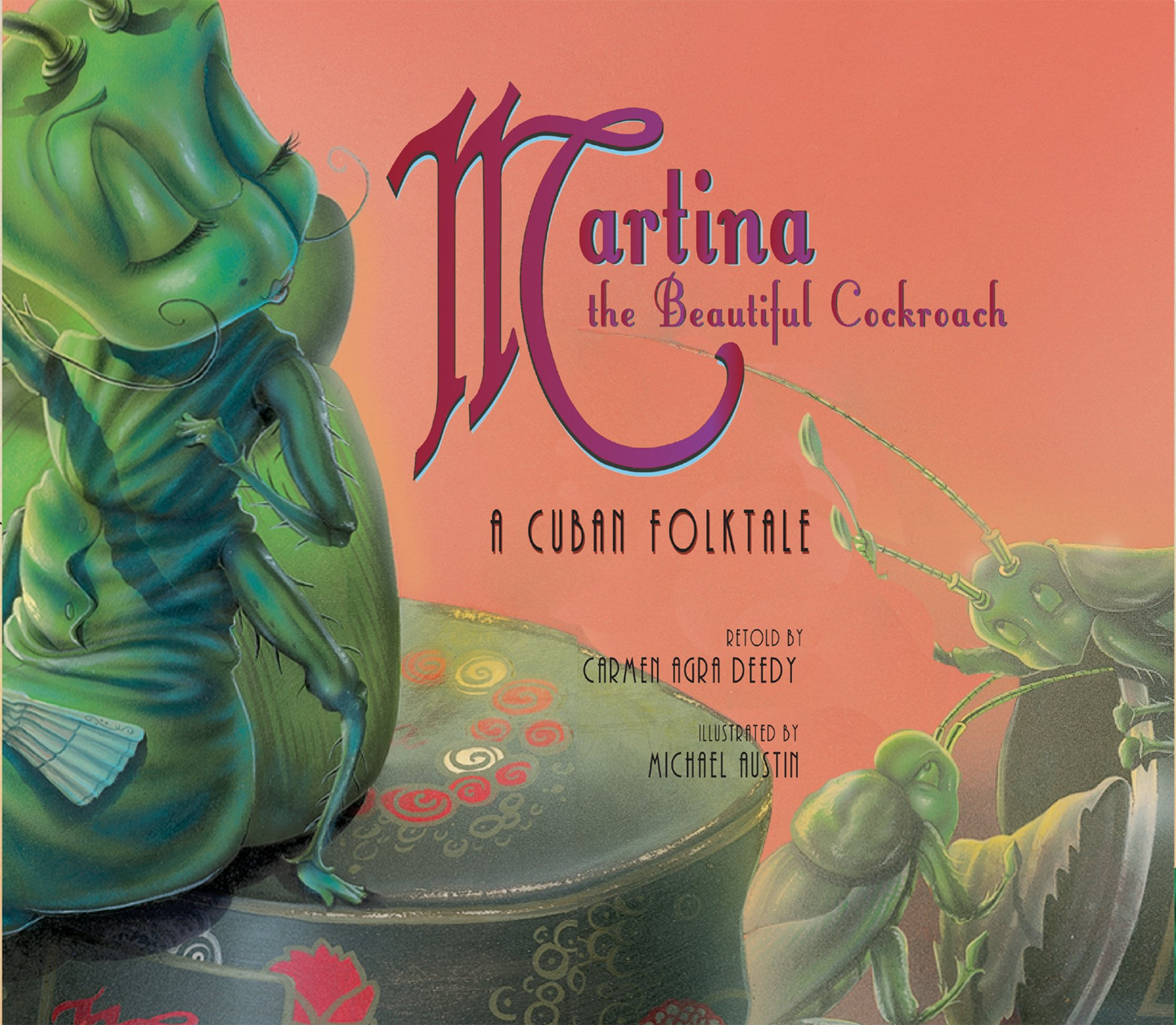 Image result for martina the beautiful cockroach book cover