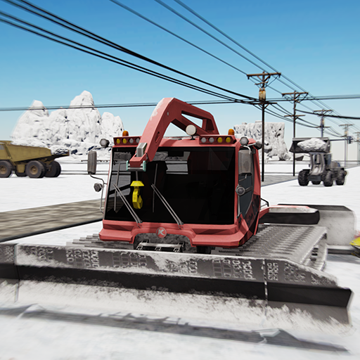Amazon Com Snow Plow Winter Truck Driver 3d Heavy Snow Drive Town Clean Rescue Adventure Game Simulator Appstore For Android