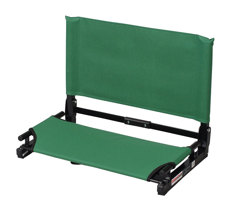 The Stadium椅子Co。デラックスワイドモデルGamechanger Stadium椅子 B01DAN2SMQ グリーン グリーン