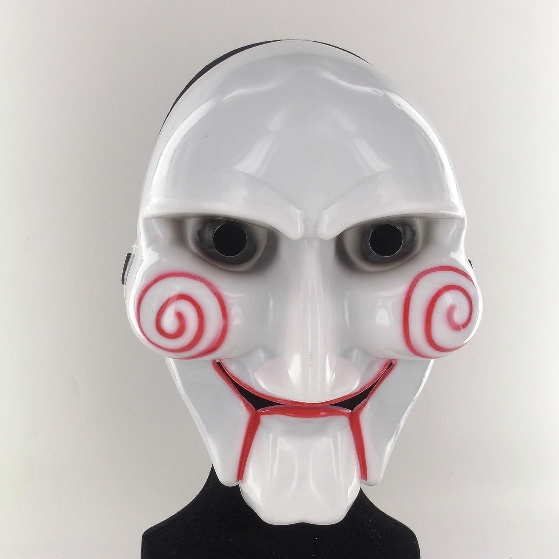 Saw Disfraz Máscara de Saw: Amazon.es: Juguetes y juegos