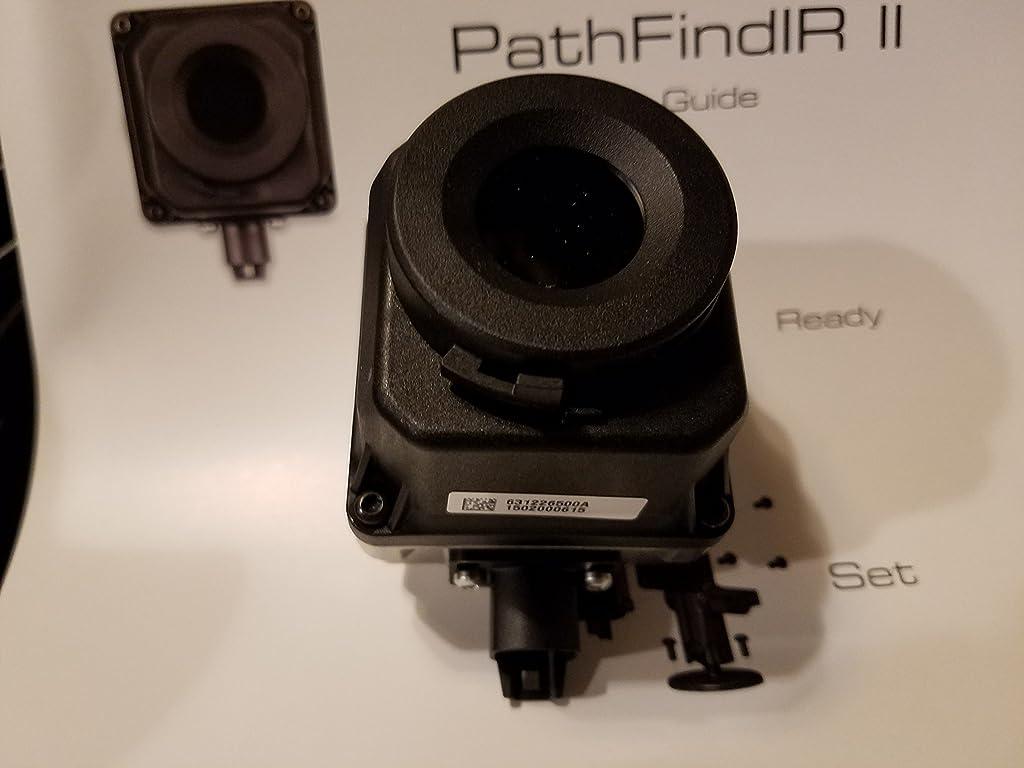 FLIR PathfindIR II (Export) with A/P Detection - PathfindIR Vehicle Night Vision System - NAV-TV