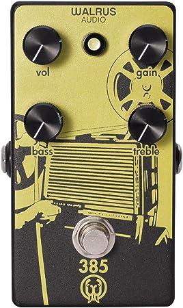 Walrus Audio 385 Overdrive · Pedal guitarra eléctrica: Amazon.es: Instrumentos musicales