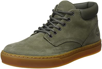 ce0b71eb113 Timberland Men s Adventure 2.0 Cupsole Chukka Boots Green (Grape Leaf Dt  Luscious A58) 7.5
