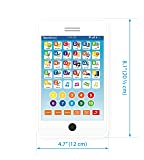 Learning Pad / Kids Phone with 6 Toddler Learning