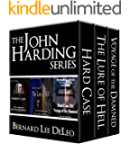 Hard Case (3 in 1 Boxed Set): Boxed Set Books 1,2 & 3