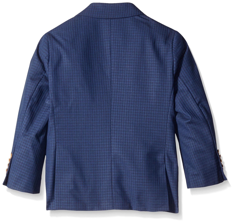 Isaac Mizrahi Boys Gingham Check 2 Pc Suit