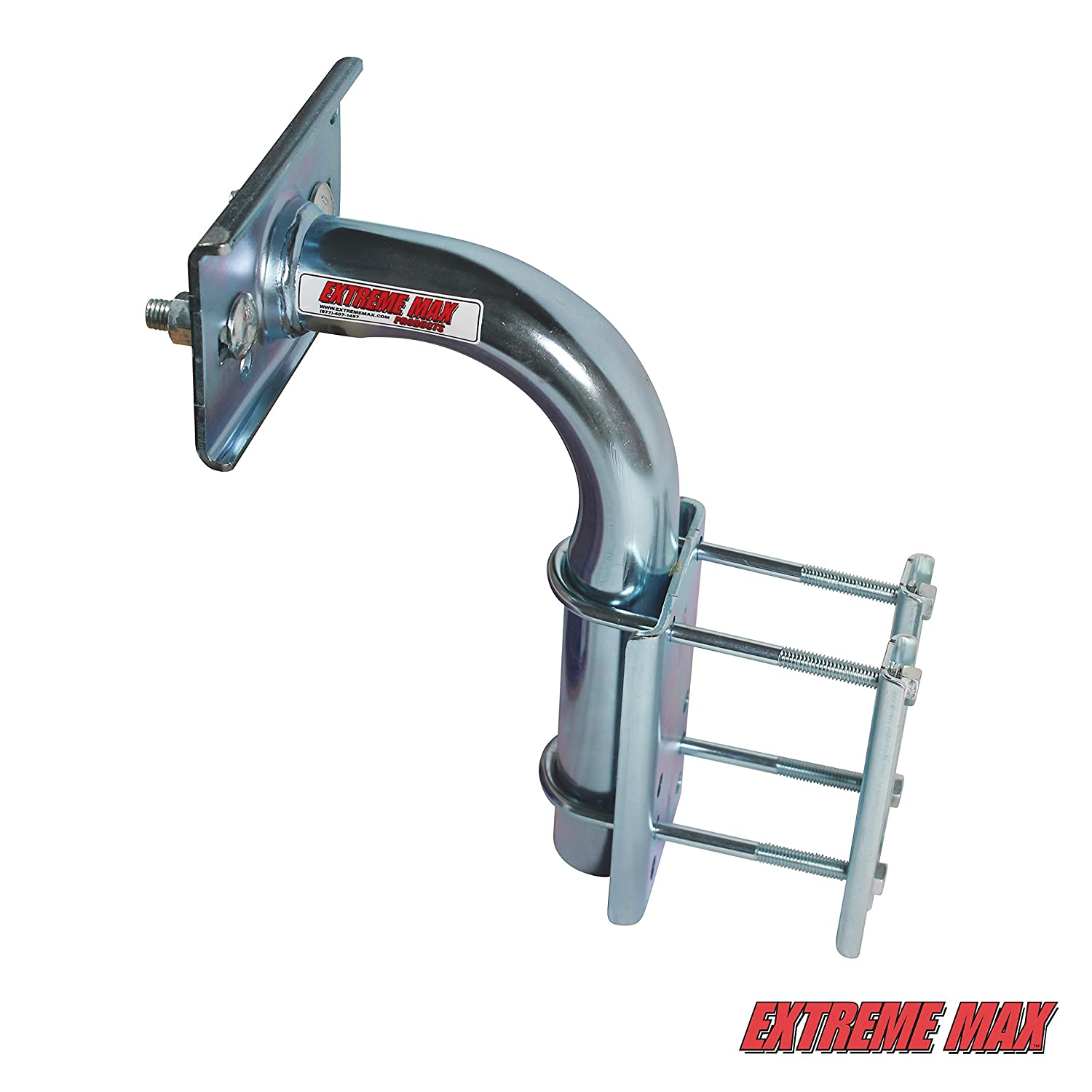 Extreme Max 3005.3726 Heavy-Duty Spare Tire Carrier