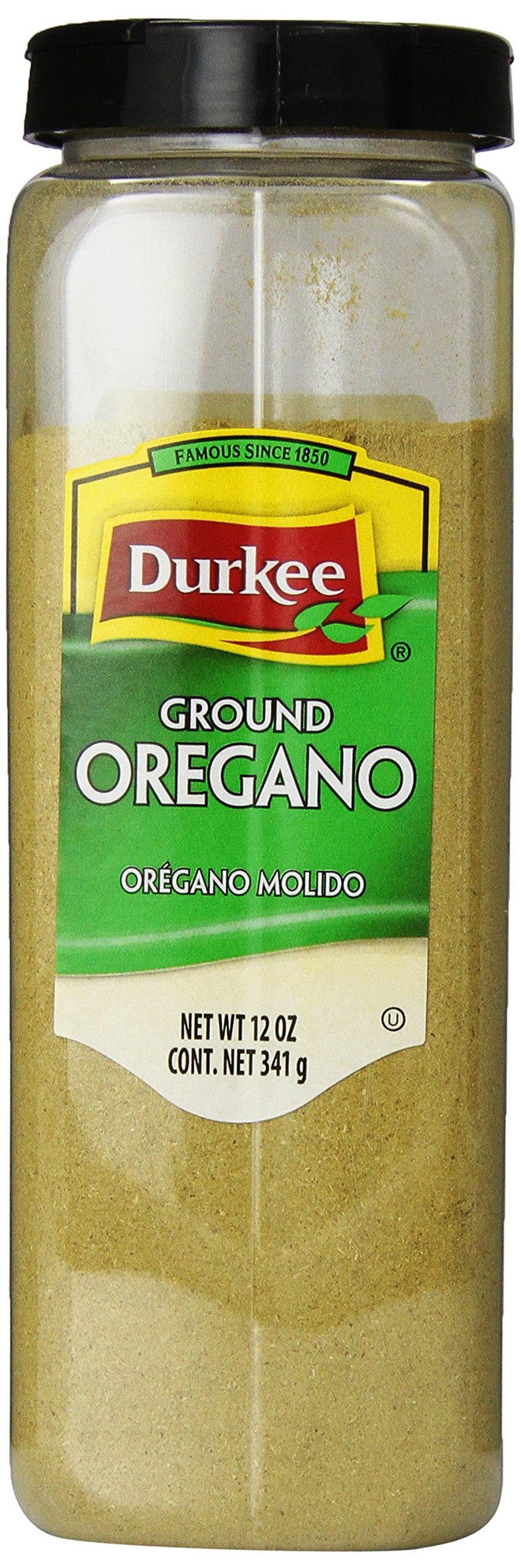 Durkee Ground Oregano, Ground, 12-Ounce