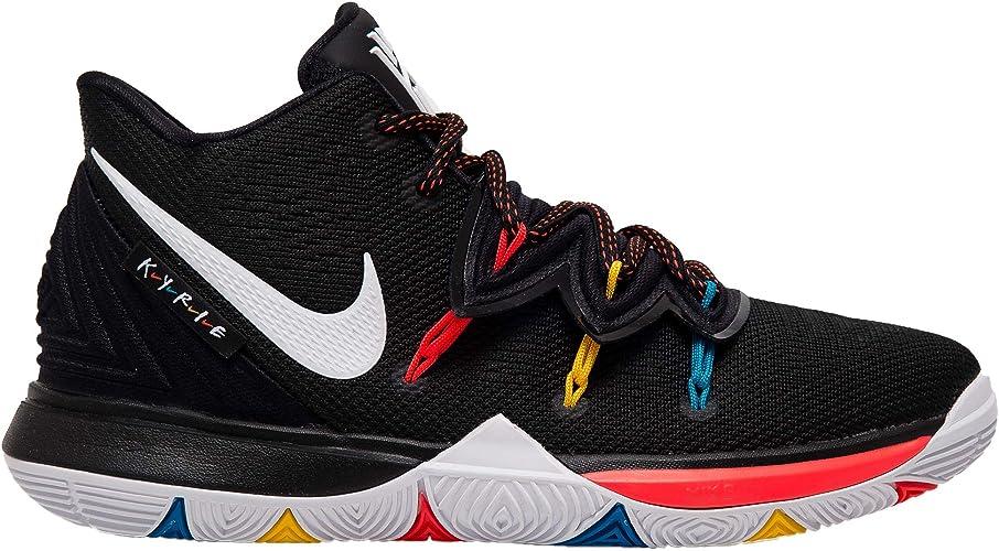 Nike Kyrie 5 (GS), Zapatillas de Baloncesto para Niños, (Black ...
