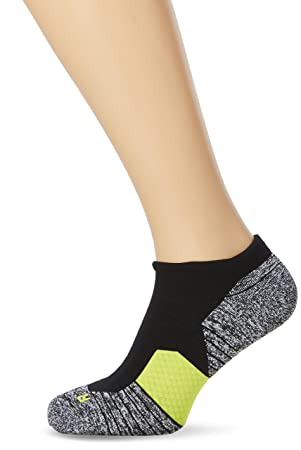 Under Armour Charged Cushion No Show Tab Calcetines, Hombre: Amazon.es: Deportes y aire libre