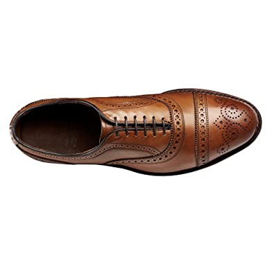 f31245e142d66 Amazon.com | Allen Edmonds Men's Strand Cap-Toe Oxford | Oxfords