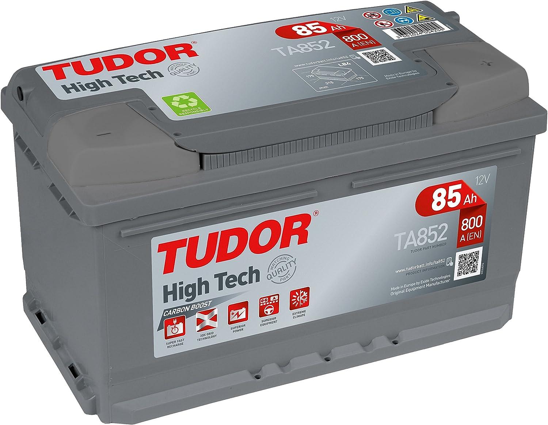 Batería de arranque; Batería de arranque TUDOR TA852