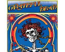 Grateful Dead Skull & Roses 2021