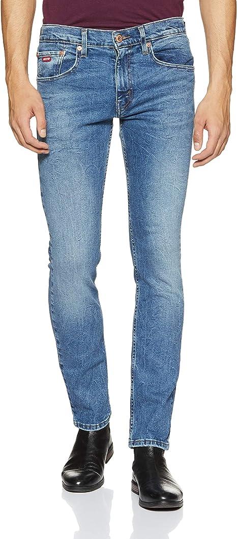 Levi's Men's (65504) Skinny Fit Stretchable Jeans Men's Jeans at amazon