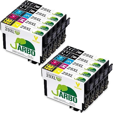 JARBO 29XL Compatible para Epson 29,10 Multipack Alta Capacidad ...